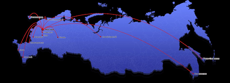 Карта Наша География - картинка map3-1